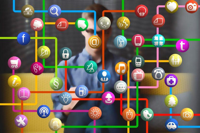 Online Marketing Netzwerk