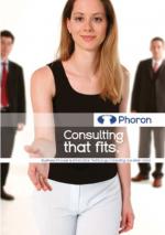 Phoron Logo, Bildsprache, CD