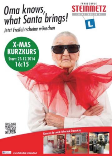 Fahrschule Steinmetz - online und offline Werbung