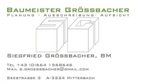 Baumeister Grössbacher - Corpoarte Design