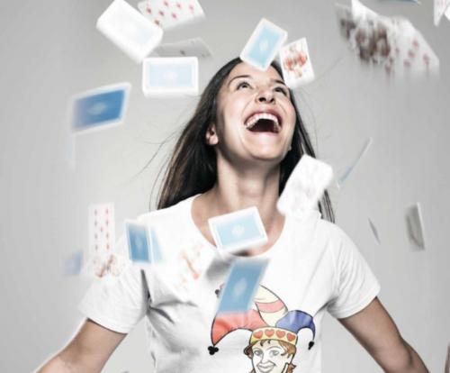 Interwetten - innovative Bildsprache angewendet in Anzeigen