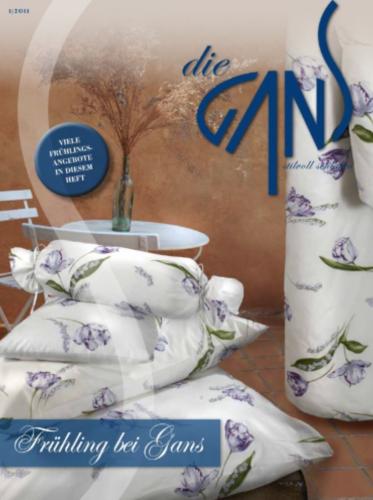 GANS - ein Magazin für die Stammkunden