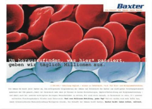 Baxter - Imagekampagne