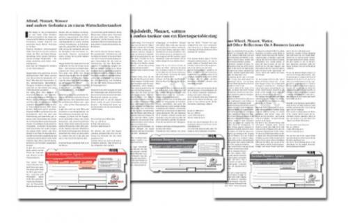 Austrian Business Agency - Konzept und Mediaplanung international
